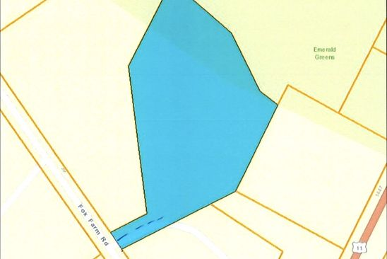 0 bed null bath Vacant Land at  Fox farm Rd Gouverneur, NY, 13642 is for sale at 11k - google static map