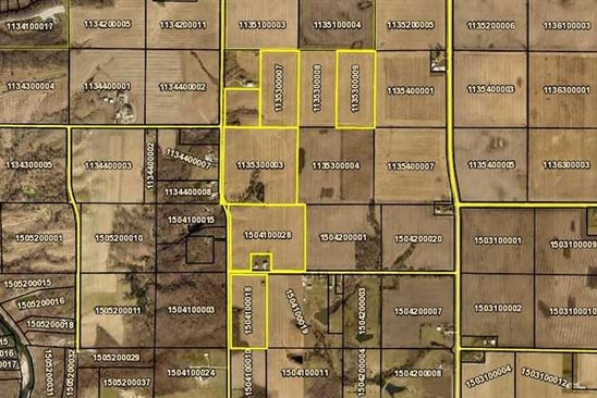 0 bed null bath Vacant Land at  Puckerbush Road & 303rd Pl Adel, IA, 50003 is for sale at 6.40m - google static map