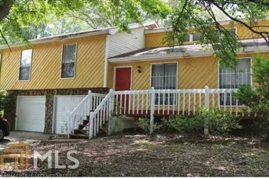 3 bed 2 bath Single Family at 7130 RIVERHILL DR RIVERDALE, GA, 30274 is for sale at 85k - google static map