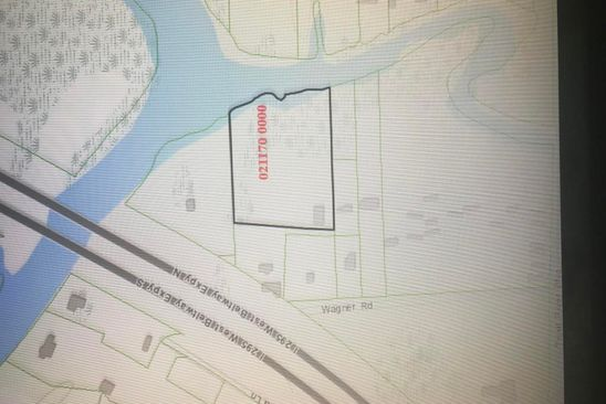 1 bed null bath Vacant Land at 10025 WAGNER RD JACKSONVILLE, FL, 32219 is for sale at 165k - google static map