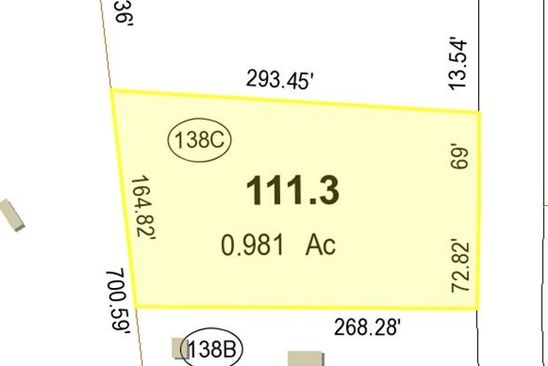null bed null bath Vacant Land at 3 N Washington St Belchertown, MA, 01007 is for sale at 80k - google static map