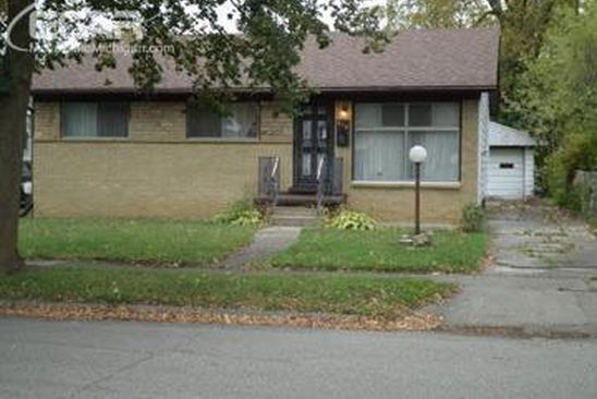 3 bed 2 bath Single Family at 614 W HOLBROOK AVE FLINT, MI, 48505 is for sale at 27k - google static map