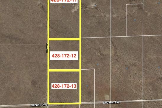 null bed null bath Vacant Land at  Purdy Avenue & 15th St Ave Mojave, CA, 93501 is for sale at 35k - google static map