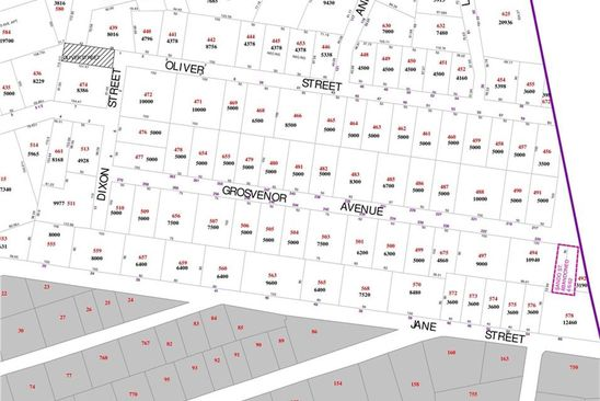 null bed null bath Vacant Land at 0 Grosvenor Ave North Providence, RI, 02911 is for sale at 75k - google static map