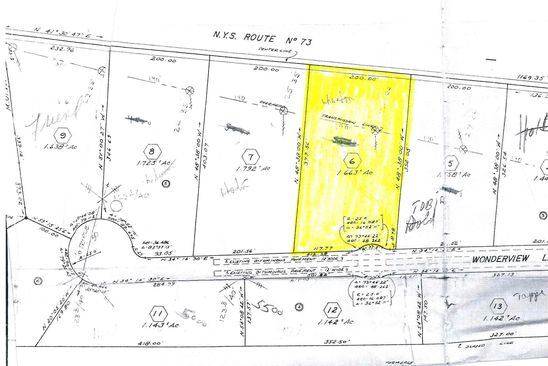 0 bed null bath Vacant Land at 0 Wonderview Rd North Hudson, NY, 12855 is for sale at 13k - google static map