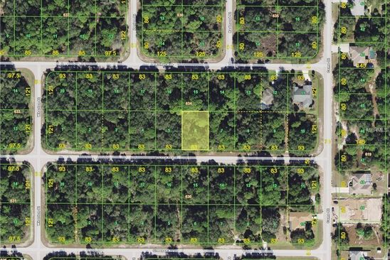 null bed null bath Vacant Land at 17200 Johns Ave Port Charlotte, FL, 33948 is for sale at 7k - google static map