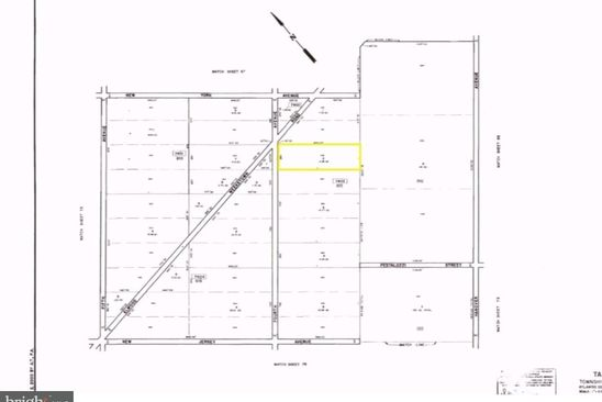 null bed null bath Vacant Land at 2241 4th St Atco, NJ, 08004 is for sale at 50k - google static map