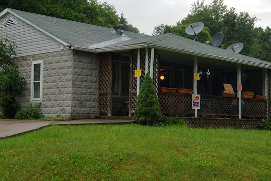 2 bed 2 bath Single Family at 1081 FRIENDLY ACRES RD CURWENSVILLE, PA, 16833 is for sale at 55k - google static map