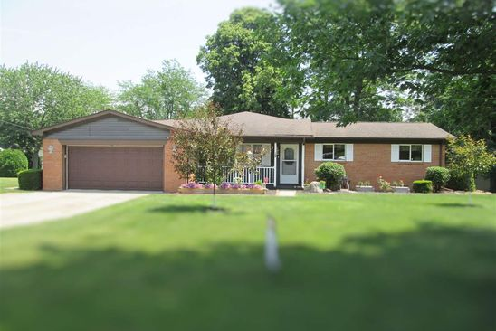 4 bed 2.5 bath Single Family at 126 RAYBURN DR PORTLAND, IN, 47371 is for sale at 149k - google static map