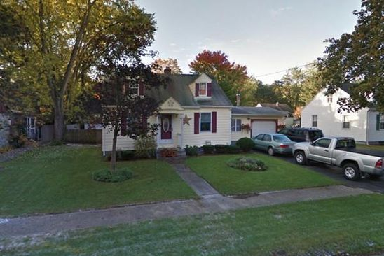 4 bed 2 bath Single Family at 34 DARTMOUTH ST SOUTH HADLEY, MA, 01075 is for sale at 125k - google static map
