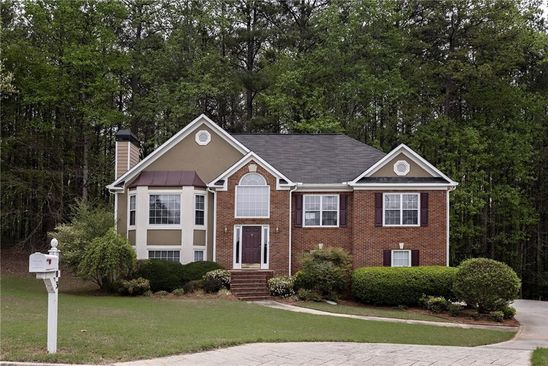4 bed 3 bath Single Family at 303 REGENCY PL ACWORTH, GA, 30102 is for sale at 270k - google static map