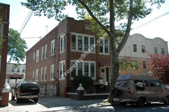 8 bed 3 bath Multi Family at 433 AMBOY ST BROOKLYN, NY, 11212 is for sale at 880k - google static map
