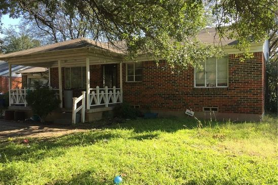 2 bed 1 bath Single Family at 2808 GRAYSON DR DALLAS, TX, 75224 is for sale at 120k - google static map