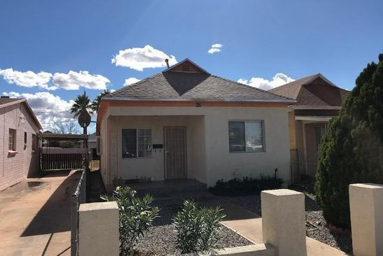 3 bed 1 bath Single Family at 931 E 9th St Douglas, AZ, 85607 is for sale at 90k - google static map