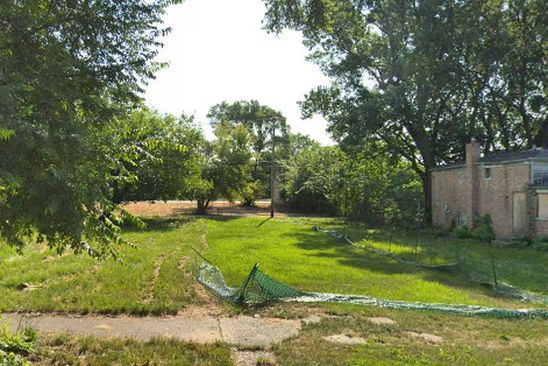null bed null bath Vacant Land at 6821 S Elizabeth St Chicago, IL, 60636 is for sale at 6k - google static map
