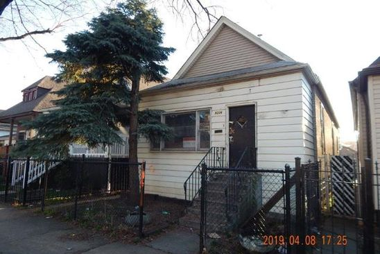 2 bed 1 bath Single Family at 9226 S Harper Ave Chicago, IL, 60619 is for sale at 8k - google static map