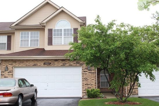 2 bed 4 bath Townhouse at 1035 N JAMEY LN ADDISON, IL, 60101 is for sale at 265k - google static map