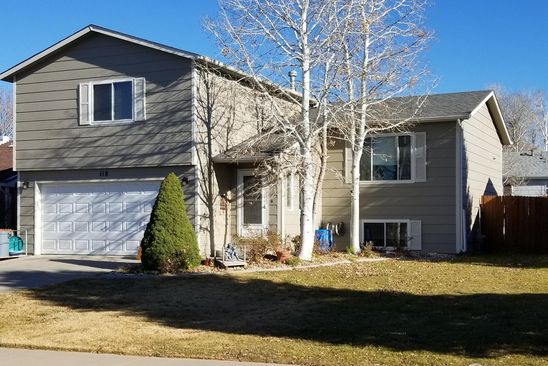 4 bed 3 bath Single Family at 118 N 49TH AVENUE PL GREELEY, CO, 80634 is for sale at 300k - google static map