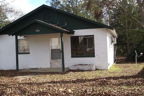 2 bed 1 bath Single Family at 2056 Martin Luther King St Florala, AL, 36442 is for sale at 20k - google static map