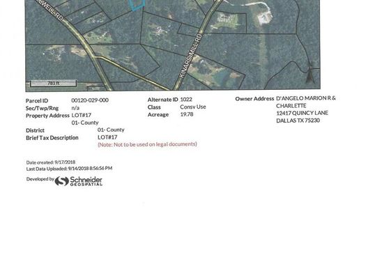 null bed null bath Vacant Land at  Lot # 17 McIntosh Cir Jackson, GA, 30233 is for sale at 109k - google static map
