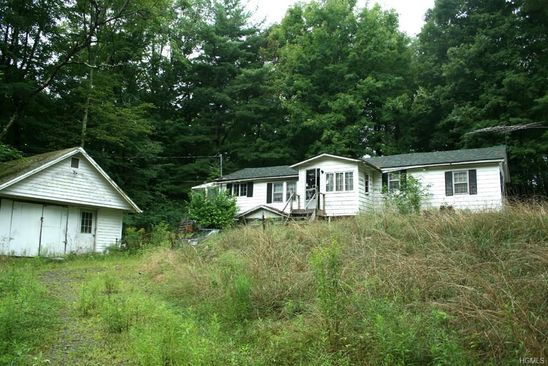 3 bed 1 bath Single Family at 109 Swiss Hill Rd Jeffersonville, NY, 12748 is for sale at 49k - google static map