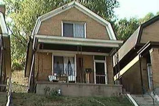 2 bed 1 bath Single Family at 921 ISLAND AVE MC KEES ROCKS, PA, 15136 is for sale at 25k - google static map