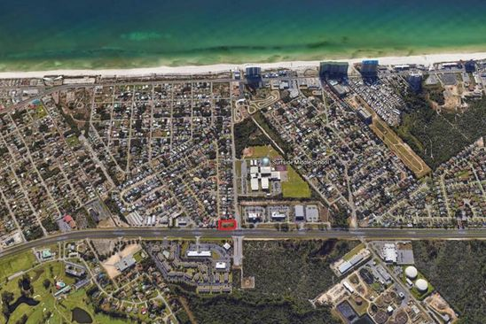 null bed null bath Vacant Land at 000 Seaclusion Cir Panama City Beach, FL, 32413 is for sale at 440k - google static map