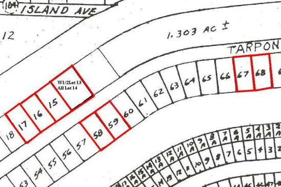 null bed null bath Vacant Land at 15 W Tarpon Ave Port Isabel, TX, 78578 is for sale at 75k - google static map