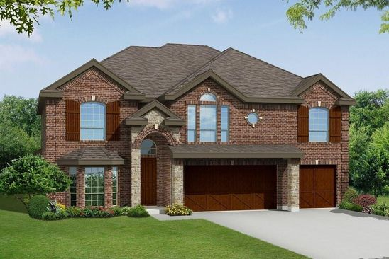5 bed 4 bath Single Family at 1125 Red Hawk Ln Forney, TX, 75126 is for sale at 411k - google static map