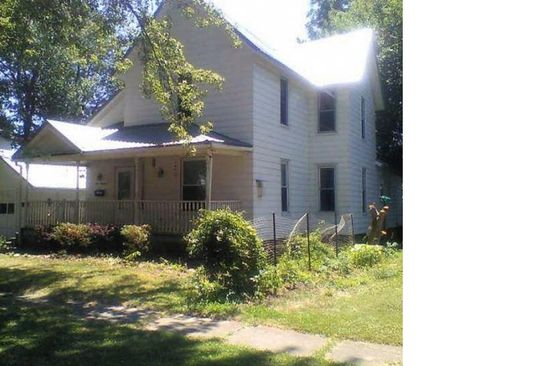 4 bed 2 bath Single Family at 114 E 2nd St Van Wert, OH, 45891 is for sale at 115k - google static map
