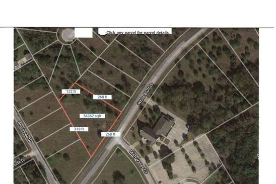 null bed null bath Vacant Land at 1605 White Bluff Dr Whitney, TX, 76692 is for sale at 15k - google static map