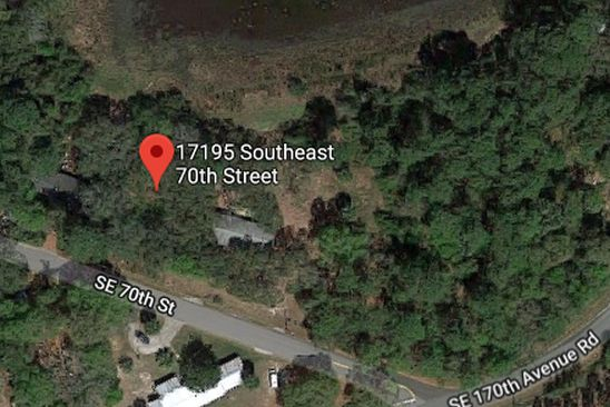 null bed null bath Vacant Land at 17195 SE 70TH ST OCKLAWAHA, FL, 32179 is for sale at 8k - google static map