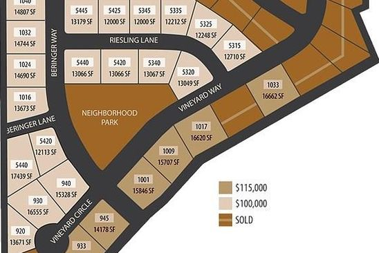 0 bed null bath Vacant Land at 920 Vineyard Cir Billings, MT, 59106 is for sale at 100k - google static map
