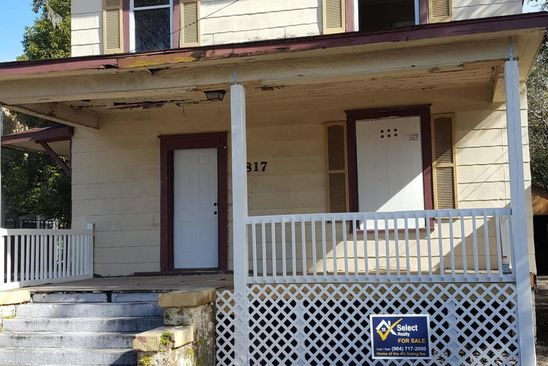 4 bed 2 bath Single Family at 2817 N MARKET ST JACKSONVILLE, FL, 32206 is for sale at 59k - google static map