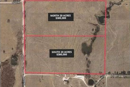 null bed null bath Vacant Land at 20AC N Mann Rd Valley View, TX, 76272 is for sale at 380k - google static map