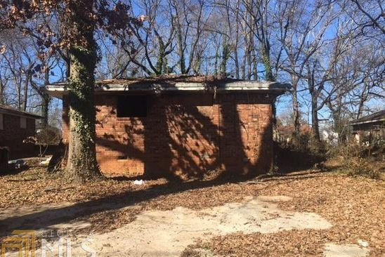 null bed null bath Multi Family at 1371 LYLE AVE EAST POINT, GA, 30344 is for sale at 50k - google static map