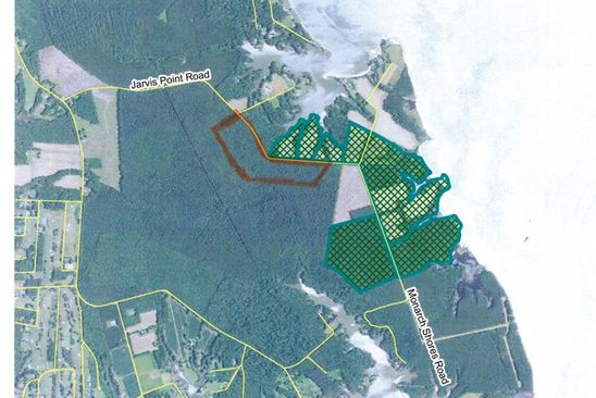 null bed null bath Vacant Land at 000 Jarvis Point Rd Kilmarnock, VA, 22482 is for sale at 159k - google static map