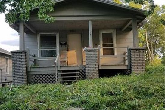 2 bed 1 bath Single Family at 6435 E 16TH ST KANSAS CITY, MO, 64126 is for sale at 60k - google static map