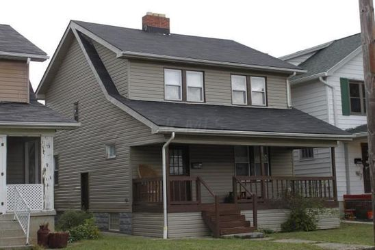 3 bed 1 bath Single Family at 398 S Terrace Ave Columbus, OH, 43204 is for sale at 75k - google static map
