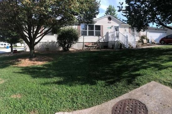 3 bed 2 bath Mobile / Manufactured at 2634 S Springfield Farms Blvd Brookline, MO, 65619 is for sale at 45k - google static map