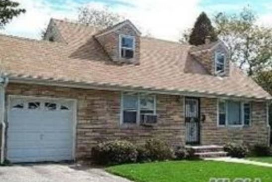 4 bed 2 bath Single Family at 54 BEEBE AVE HEMPSTEAD, NY, 11550 is for sale at 399k - google static map
