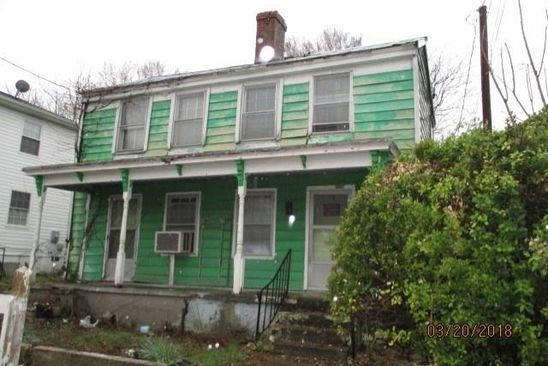 2 bed 1 bath Single Family at 510 S ADAMS ST PETERSBURG, VA, 23803 is for sale at 28k - google static map
