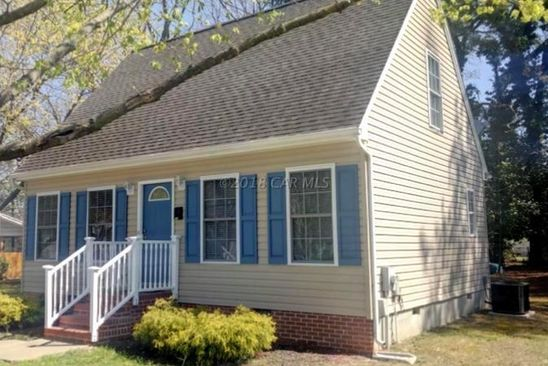 3 bed 2 bath Single Family at 121 WALSTON AVE SALISBURY, MD, 21804 is for sale at 140k - google static map