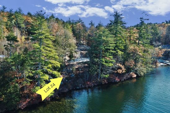 null bed null bath Vacant Land at 24 Timber Ridge Rd Alton Bay, NH, 03810 is for sale at 750k - google static map