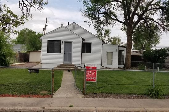 3 bed 1 bath Single Family at 736 MCKINLEY AVE FORT LUPTON, CO, 80621 is for sale at 205k - google static map
