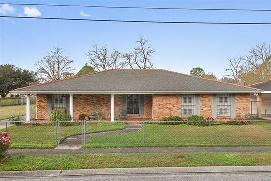 4 bed 2 bath Single Family at 1863 GENERAL COLLINS AVE NEW ORLEANS, LA, 70114 is for sale at 181k - google static map