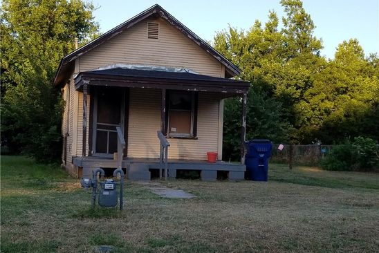 2 bed 1 bath Single Family at 136 N N AVE EL RENO, OK, 73036 is for sale at 17k - google static map