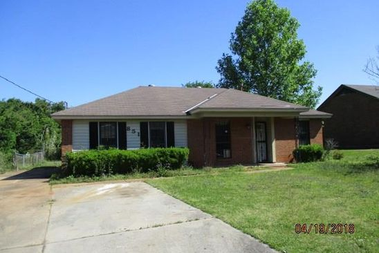 3 bed 2 bath Single Family at 851 N GAP LOOP MONTGOMERY, AL, 36110 is for sale at 20k - google static map
