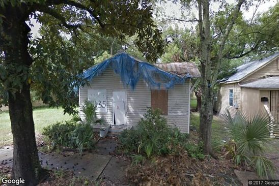 3 bed 1 bath Single Family at 1435 W 5TH ST JACKSONVILLE, FL, 32209 is for sale at 17k - google static map
