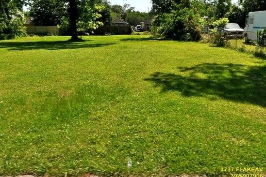 0 bed null bath Vacant Land at 4737 Flake Ave New Orleans, LA, 70127 is for sale at 15k - google static map